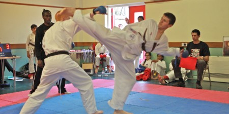 Friendly Competition – 1st June '14